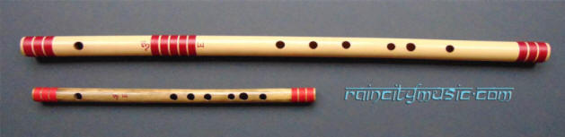 Bansuri flute from India